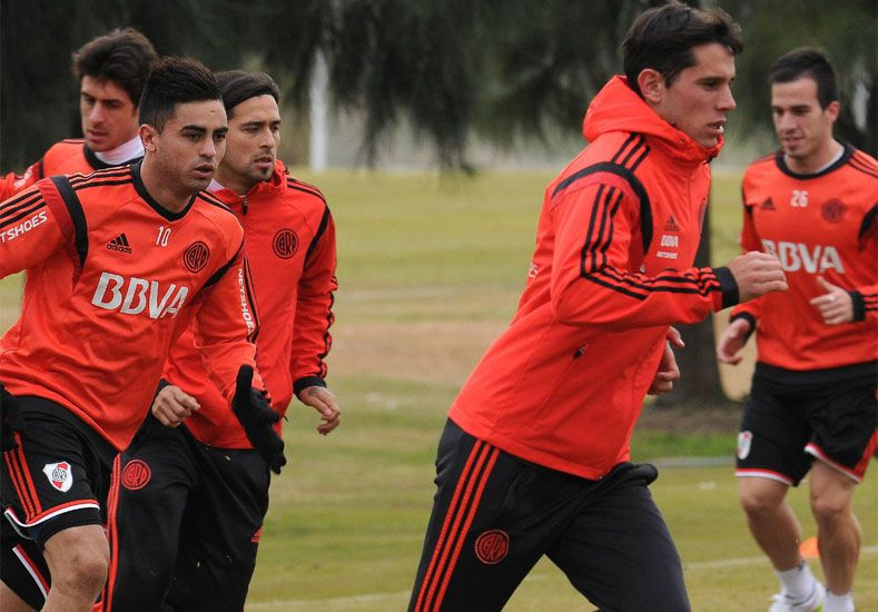 Foto Twitter Oficial River