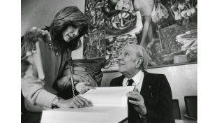 Polémica demanda por supuesto plagio a Borges