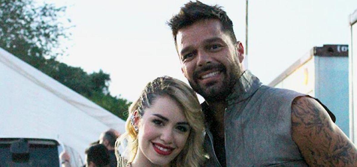 Choque de planetas: Lali Espósito cantará con Ricky Martin