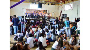 Realizan una jornada de capacitación del Programa Jóvenes x la Memoria