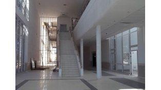 Obras en el hospital Bicentenario.   Foto: minplan.gob.ar