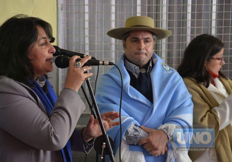 Educar. Minatta y Rondán Grasso.   Foto UNO/Mateo Oviedo