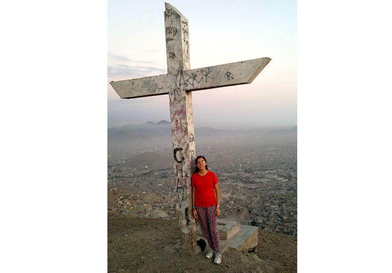 Denise misionará por 18 meses -salió el  11 de marzo- y el 18 de julio cumplirá 20 años junto a la comunidad donde trabaja.