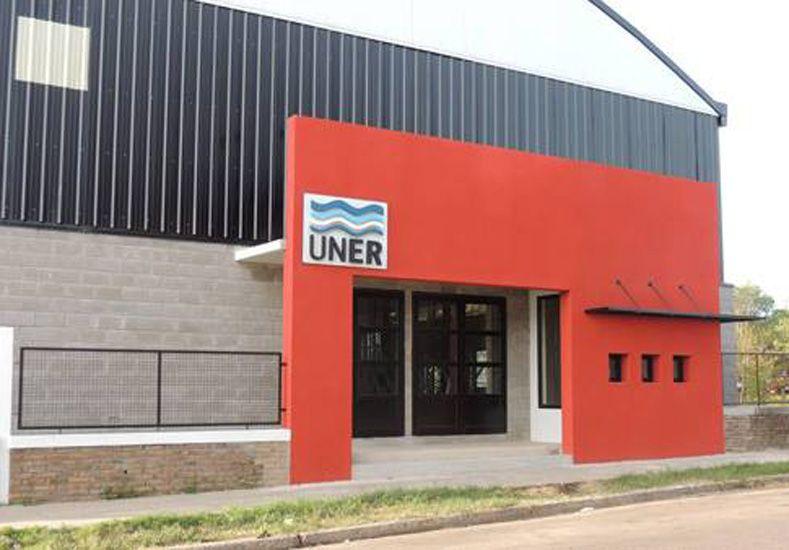 La UNER tiene un nuevo gimnasio