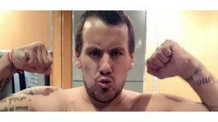 El Ogro Fabbiani bajó 20 kilos y volvió a concentrar con su equipo luego del cáncer