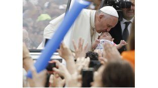 El Papa habló durante su visita  la ciudad de Turín.