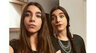 Dos gemelas cordobesas sacaron la mejor nota en un examen Cambridge