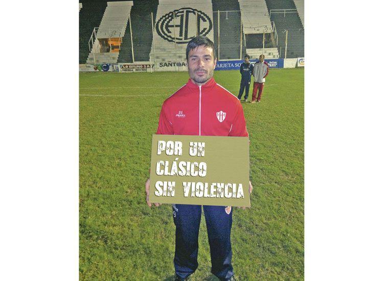 #PorUnClásicoSinViolencia