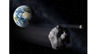 Un ruso descubrió un asteroide peligroso para la Tierra