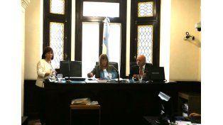 Homologaciones. El Tribunal Oral Federal sentenció de acuerdo a los acuerdos de las partes. (Foto UNO/Diego Arias)