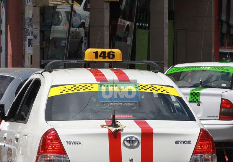 La Municipalidad de Paraná verificará taxis