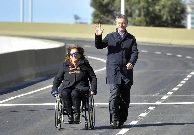 Michetti acompañará a Macri en la fórmula del PRO