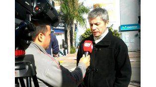 Barberán se bajó de la candidatura a intendente de Concepción del Uruguay