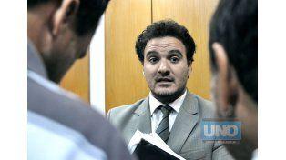 Primero. Tiene el mejor puntaje en el Consejo de la Magistratura. Foto UNO/Mateo Oviedo