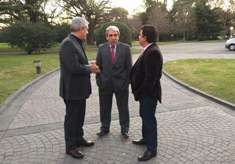 Espinoza, Domínguez y Aníbal son los precandidatos del FPV en la provincia de Buenos Aires