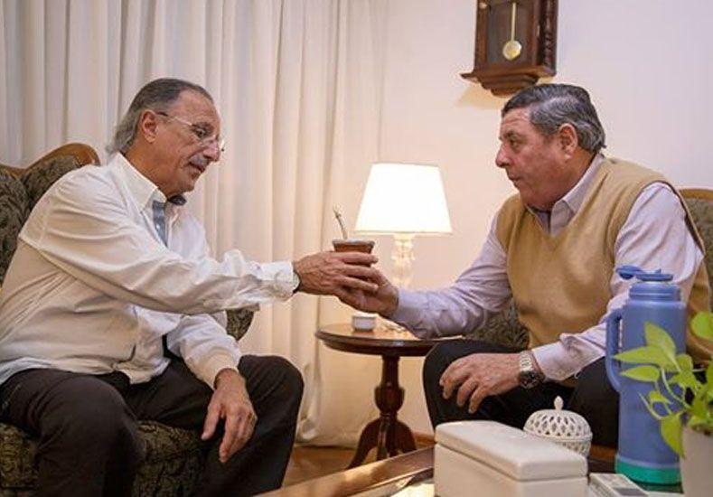 De Ángeli y Juan Carlos Lucio Godoy: la fórmula de Macri en la provincia