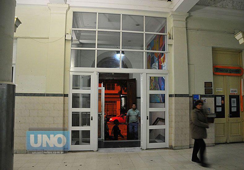 Hospital San Martín. Foto: UNO/Archivo