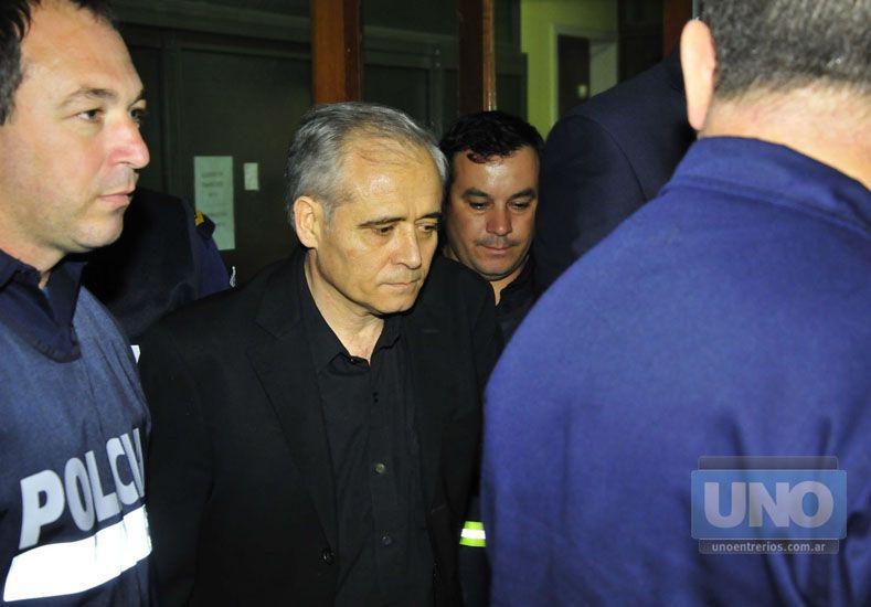 Crucial. Ponen dudas sobre la posibilidad de que Ilarraz acceda a declarar ante la Justicia provincial.  Foto UNO/Juan Manuel Hernández