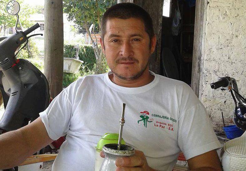 Estupor. Soto fue apuñalado tras una discusión en un bar.  Foto Gentileza/Boomerang Noticias