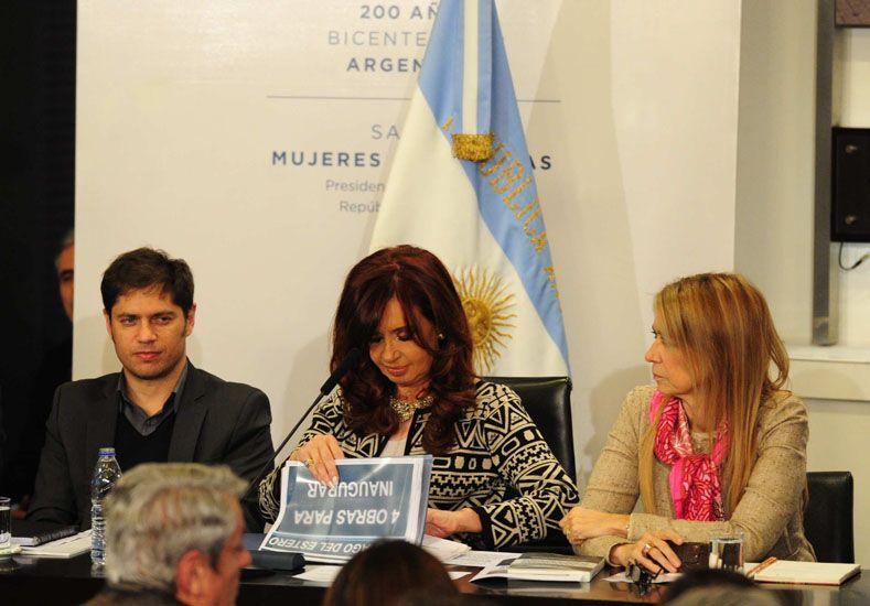 Cristina Fernández habla por cadena nacional