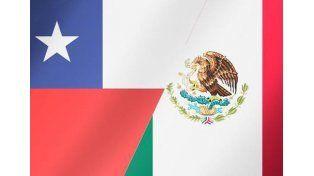 Chile enfrenta México en busca de la clasificación a los cuartos de final