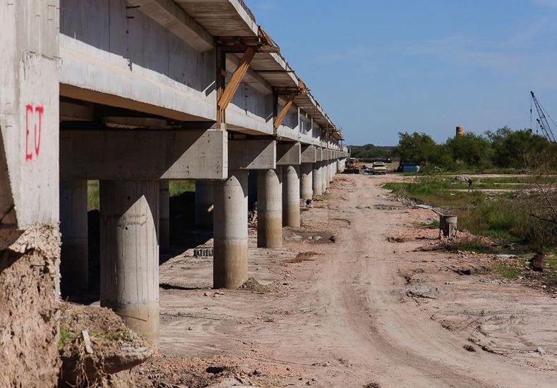 Obras. El puente más largo de la provincia