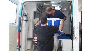 Dos opoerativos de donación de órganos en Concepción del Uruguay