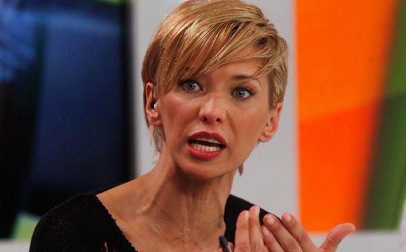 Escándalo: ¿Pampita amenazó a una periodista de la televisión chilena?