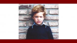 ¿Quién es este nene que se convirtió en uno de los conductores más importantes de la TV?