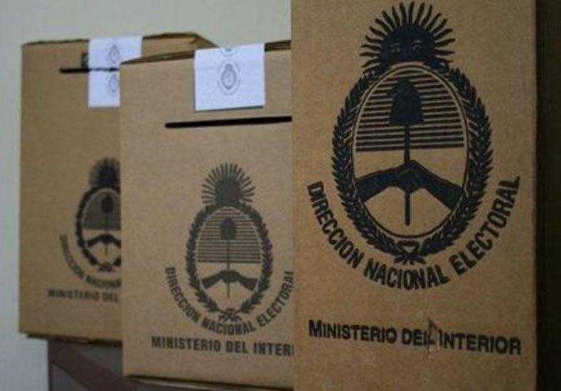 Comenzaron con normalidad las elecciones en Río Negro