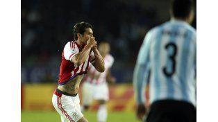 Paraguay se animó y le arruinó la fiesta a Argentina
