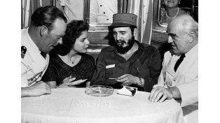 La amante de Fidel Castro que estuvo a punto de asesinarlo por encargo de la CIA
