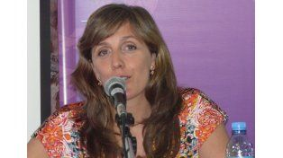 Cynthia Ottaviano estará presente en Paraná.