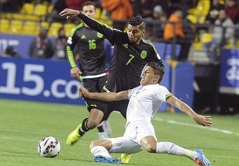 Foto Twitter Copa América 2015