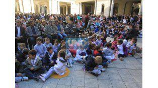 La Escuela Normal de Paraná ya festeja sus 145 años de historia