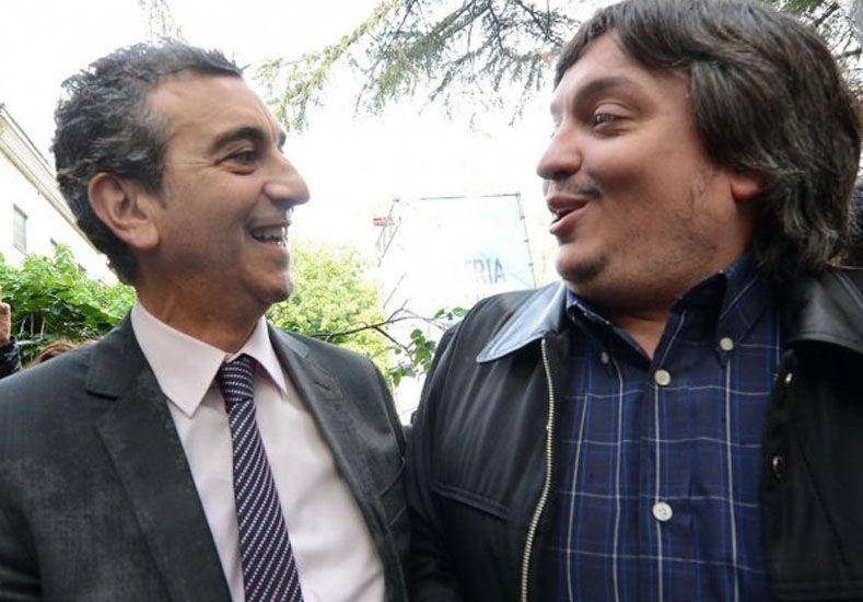 """Randazzo: """"Máximo Kirchner es un gran candidato, a mí me encantaría"""""""
