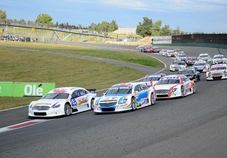 La jornada de hoy contará con ensayos desde las 14 hasta las 17 en el circuito más largo.