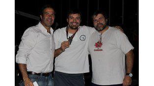 El arquero de la capital entrerriana disputó por segundo año consecutivo este tipo de competencia y se alzó con un quinto puesto.