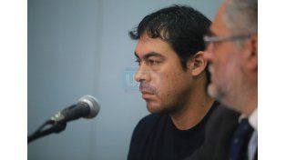 Palma admitió la responsabilidad en el hecho. (Foto: UNO/Diego Arias)