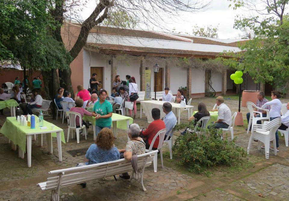 El fin de semana se realizó en su ciudad natal el 12º Encuentro nacional de personas con Miastenia Gravis. (Foto Facebook)