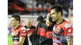 El Negro no viajará a Mendoza por tener que cumplir una sanción.  Foto UNO/Diego Arias