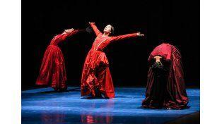 Sueño danzado. Eugenia San Pedro