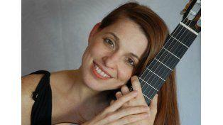 Paranaense. Silvina López actuará hoy junto a Pablo De Giusto.