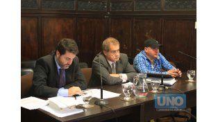 Complicado. Hoy con los alegatos se avanzará en la resolución de la causa contra César Vera. Foto UNO/Diego Arias