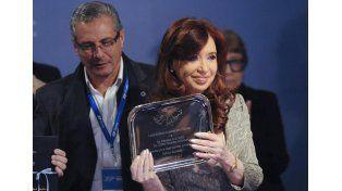Cristina reclamó diálogo al Reino Unido: La única arma que tenemos es la palabra