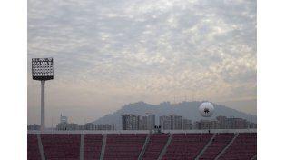 Chile se prepara para recibir a las selecciones del continente. (Foto: AP)