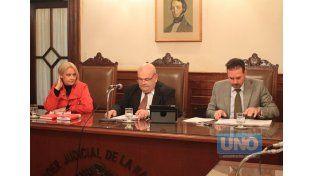 Tribunal de Apelaciones. Foto UNO/Juan Ignacio Pereira