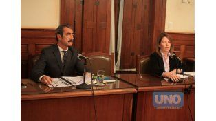 La Fiscalía. Foto UNO/Juan Ignacio Pereira
