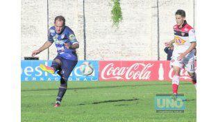 Al partido con Juventud Unida lo calificó como una final. Foto UNO/Juan Ignacio Pereira
