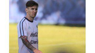 Lionel Messi: Llego mejor a la Copa que al Mundial
